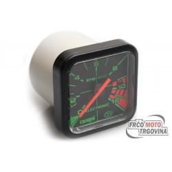 RPM meter Tomos BT - Derbi 12.000 RPM -CEV