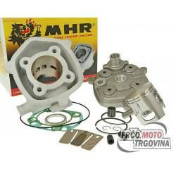 Cilinder kit Malossi MHR Replica 70cc - Minarelli Horiz - 10 sornik