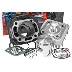 Cilinder kit Parmakit Sport 70cc -Minarelli Horizontal - 10 sorni