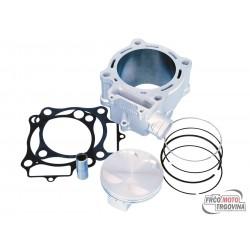Cilindar kit Polini Evo-490cc  Honda CRF 450 02-05