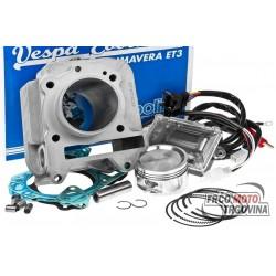 Cilinder kit Polini Aluminium 171cc, Piaggio / Vespa 125-150 4T ie 3V AC