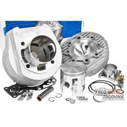 Cilinder Polini Aluminium 177cc, LML Star DeLuxe 125-150 2T / Vespa PX 125-150
