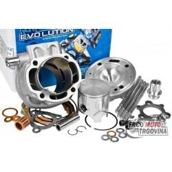 Cilinder kit Polini Big Evolution 94cc, hod 44mm, Minarelli LC, sornik 13mm