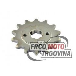 Front sprocket - 13teeth - HONDA NSR 125 R/F (90-93) / CRF 230 (04-09) / XR 250 R (88-95)