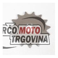 Prednji zobnik -Honda Z15 NSR 125 R (94-02) / CRM 125 R (90-00)