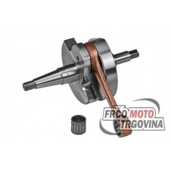 Crankshaft Polini advanced 16mm for Vespa PE 200, PX 200