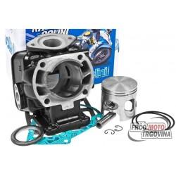 Cylinder kit Polini aluminum sport 100cc Yamaha DT 80 LC