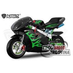 Mini Moto za začetnike - 49cc