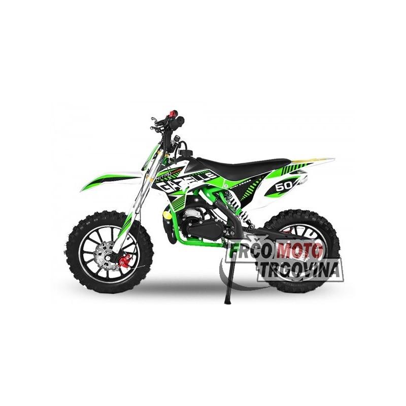 Pocket bike Cross Gazelle Sport Edition ...