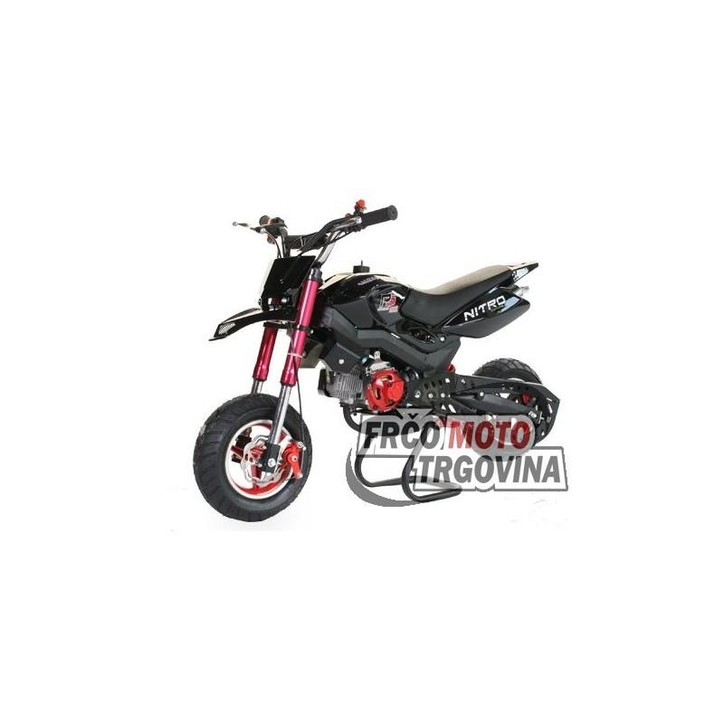 mini moto dirtbike sport road 50cc rn. Black Bedroom Furniture Sets. Home Design Ideas