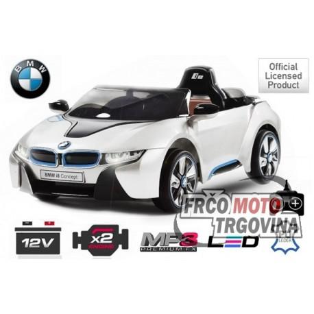 Električni Avto BMW I8   Licenčni   Ramiz   JE168   12V