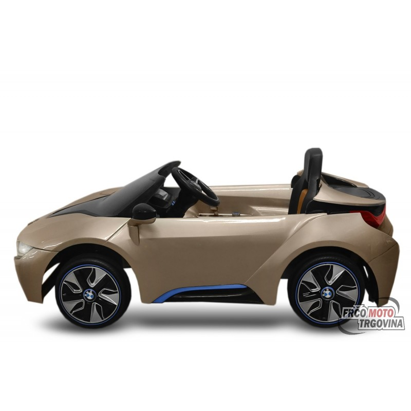 Električni Avto Bmw I8 Concept