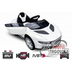 Električni avto AD R-COUPE 2X30W