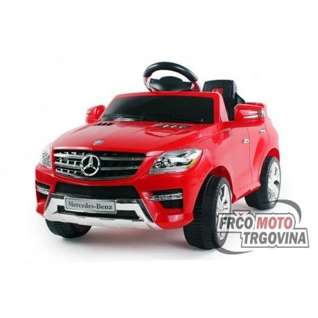 Električni avto -Mercedes ML350 SUV 1x25W Motor 6V RC