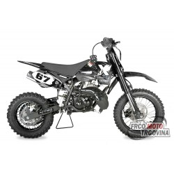 Dirtbike NRG50 RS 12/10 Racing water cooled