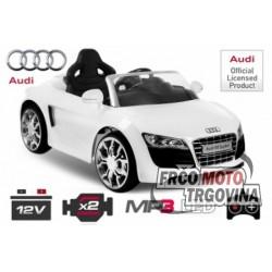Električni avto - Audi R8 | 2x 25W | 12V