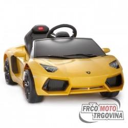 Avto za djecu  - Lamborghini Aventador LP 700-4 2x 25W 12V