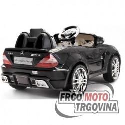 Electric car Mercedes SL65 2x 30W 12V
