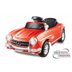 Električni avto -Mercedes 300SL Roadster 6V | 25W