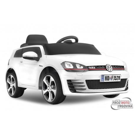 Električni avto - VW Golf GTI 2x 30W 12V