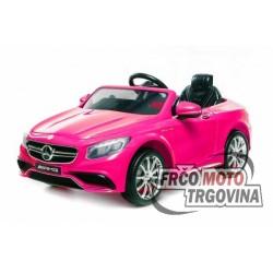 Dječji avto - Mercedes S63 | 2x 35W | 12V | 2.4G