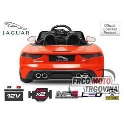 Electric car - Jaguar F Type | 2x 35W | 12V