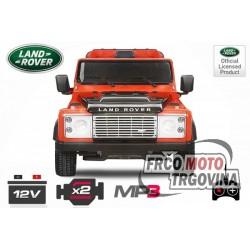 Električni avto -  Land Rover Defender | 2x35W | 12V