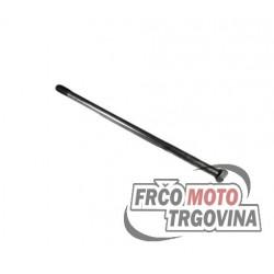 Vijak zadnje vilice- T12 - Tomos Puch MS, MV, VS - 240mm