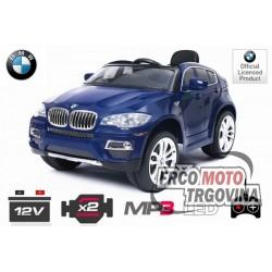Electric car - BMW X6 2x 35W