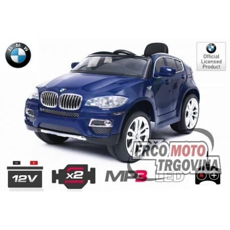 Električni avto - BMW X6 2x 35W
