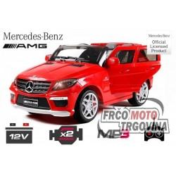 Electric car - Mercedes ML63 2x 35W Motor