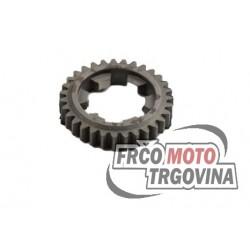 Sprocket  - 4 gear - Tomos