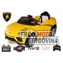 Električni avto - Lamborghini Urus 2x 25W 12V /Rumen