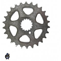 Front sprocket 27th. Tomos Automatic A35