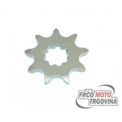 Front sprocket 9 th. Tomos T12 - Puch