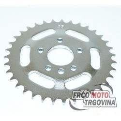 Rear sprocket 35 th. Tomos T12 - Puch MS , VS , MV