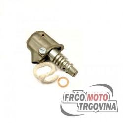 Dekompresor z ohišjem KPL. Tomos T12 - Puch MS50V , VS50 , VS50D , Maxi L2 , S2