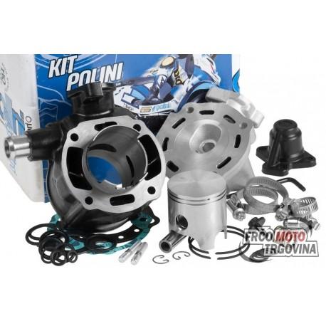 Cilinder kit Polini Sport 70cc, Aprilia DiTech -07/2003 / DiTech Factory