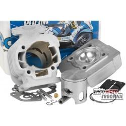 Cylinder kit Polini aluminum sport 70cc for Minarelli vertical AC