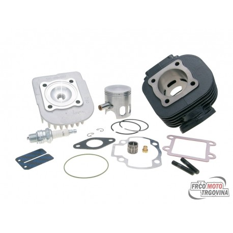 Cilinder kit Polini For Race 70cc Minarelli Vertical - AC