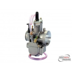 Carburetor Polini D.34 flat slide Racing 34mm