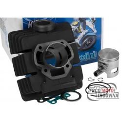 Cilindar kit Polini Sport 70cc, Yamaha DT / RD 50 AC (brez glave )