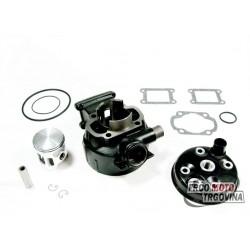 Cylinder kit Polini Cast Iron 70cc - Minarelli RV4-3 H2O