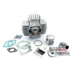 cylinder kit Polini aluminum sport 65cc 43.5mm for Puch Maxi
