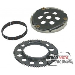 Starter clutch 13mm 4Tune racing heavy duty for Minarelli