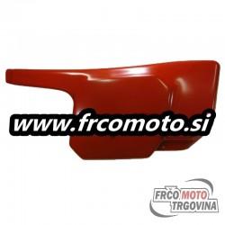 Plastic red right - Tomos CTX - ORIGINAL