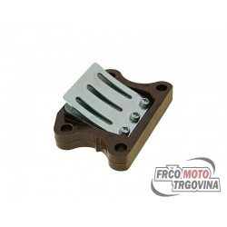 Reed valve assy / membrane block for Kymco, SYM, Peugeot vertical