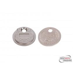 Merilo elektrode svečke - Silverline 0.5-2.55mm / 0.02-0.1in