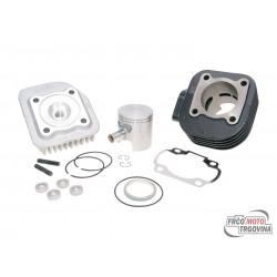 Cilinder kit Polini Sport 70cc, Kymco AC