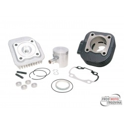 cylinder kit Polini cast iron sport 70cc 47mm for Kymco AC (SF10)